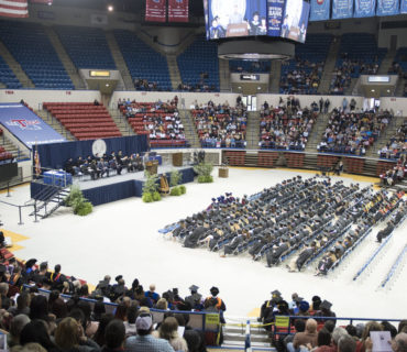 CyberReef Solutions CEO Honored at LA Tech Commencement