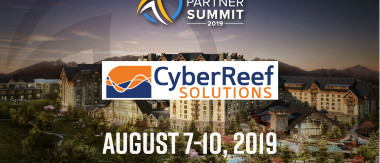 CyberReef Attending Telarus Partner Summit 2019