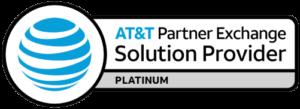 at&t partner exchange solution provider platinum