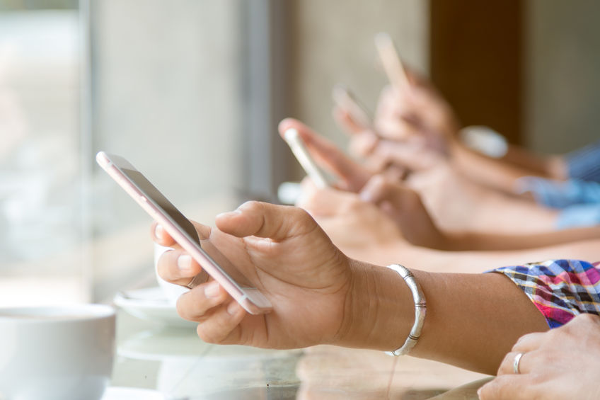 Mobile Internet Use Policies and the Mobile Work Environment