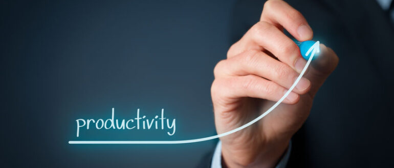 5 Tips to Improve Productivity in the Workplace